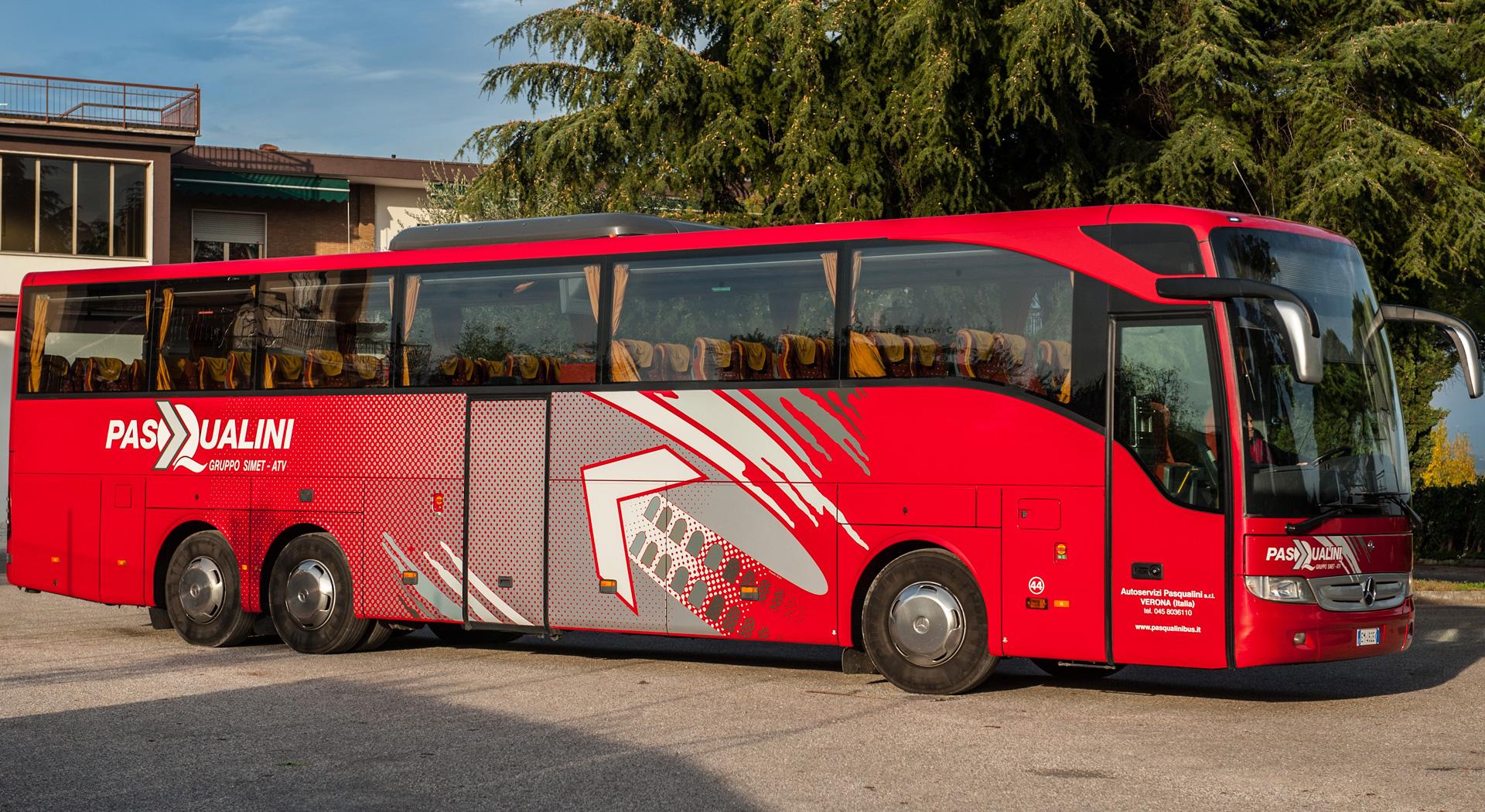 Pasqualini Autobus Verona - Evobus Mercedes Benz 1