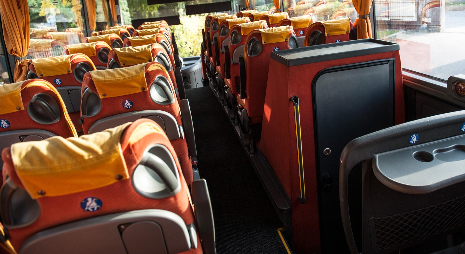 Pasqualini Autobus Verona - Evobus Mercedes Benz 3