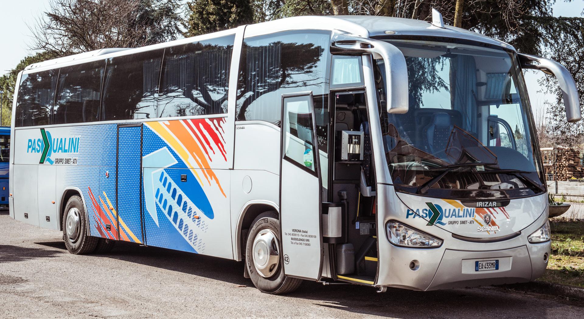 Pasqualini Autobus Verona - Irizar Scania 1