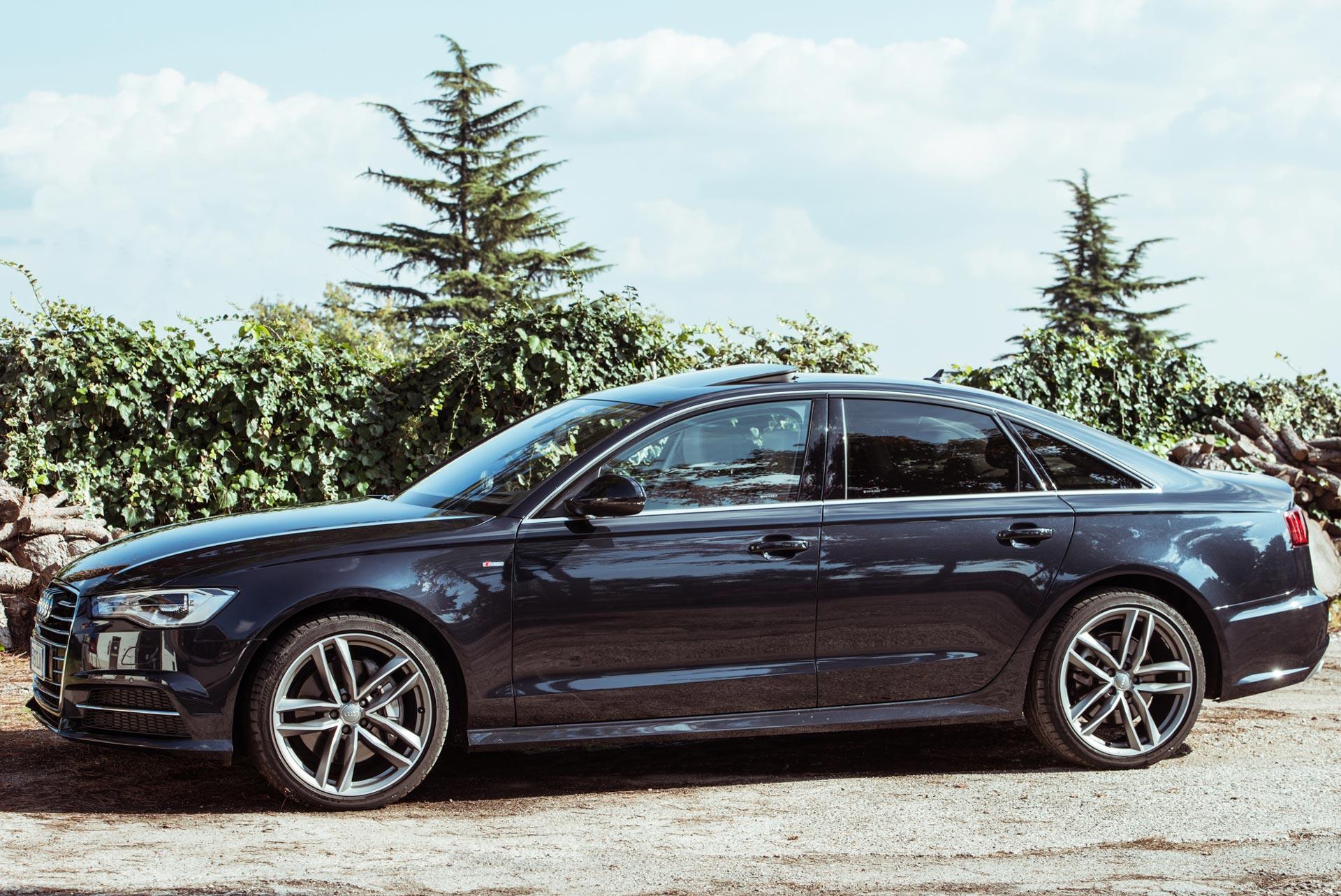 Audi A6 Pasqualini Noleggio Con Conducente Verona 2