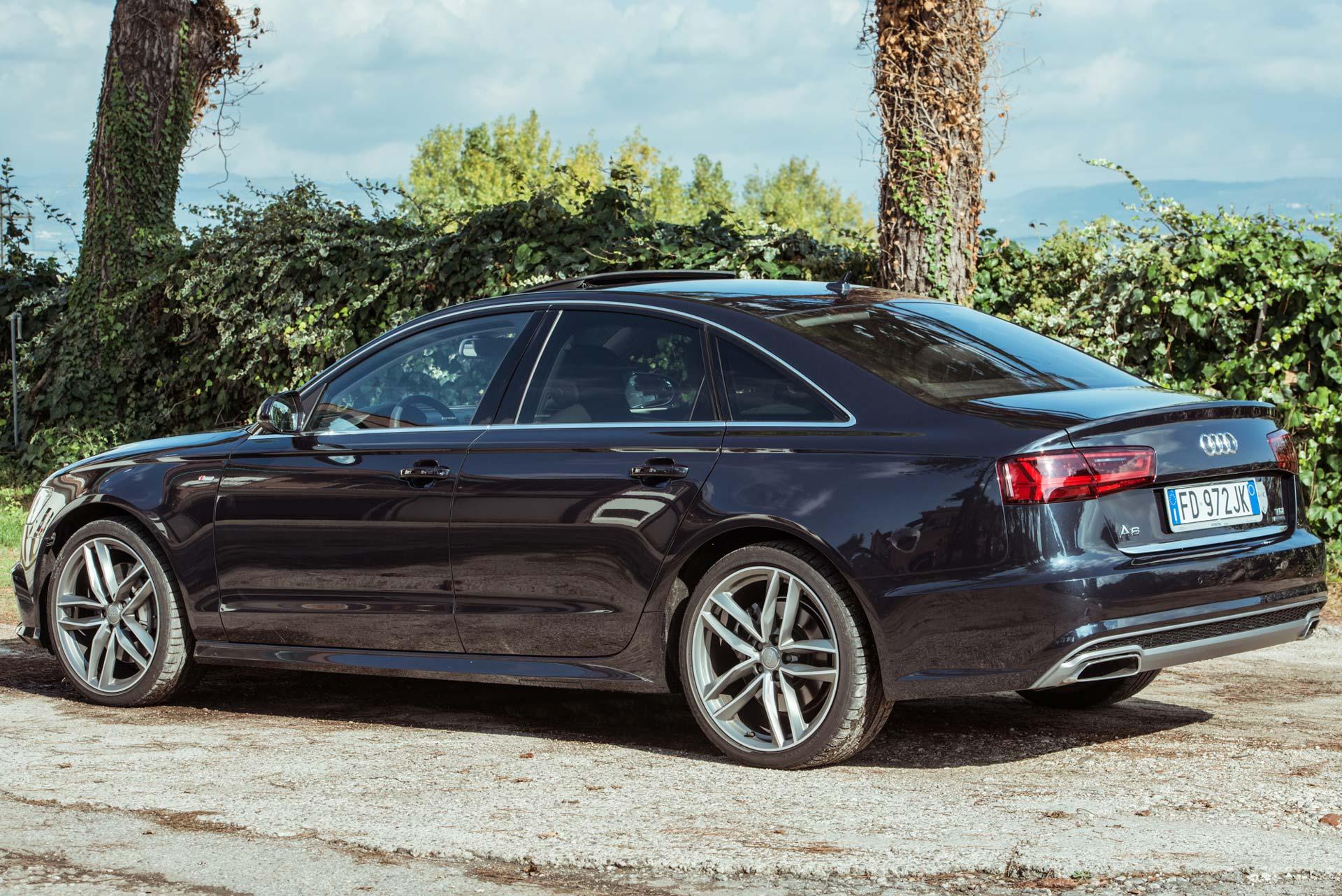 Audi A6 Pasqualini Noleggio Con Conducente Verona 3