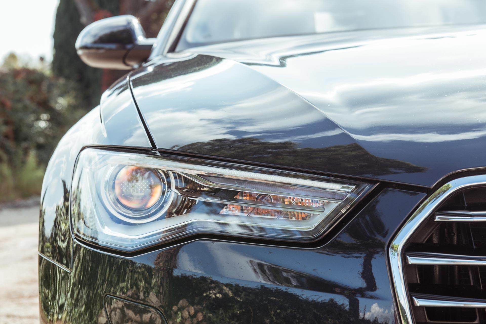 Audi A6 Pasqualini Noleggio Con Conducente Verona 6