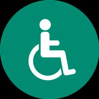 Rollstuhlplattform